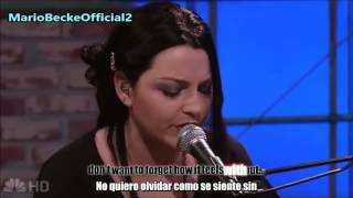 Evanescence - Lithium  [Lyrics + Subtitulado Al Español]