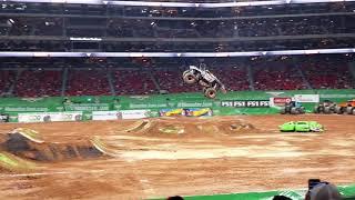 Monster Jam Atlanta Max D Freestyle 2-25-2018