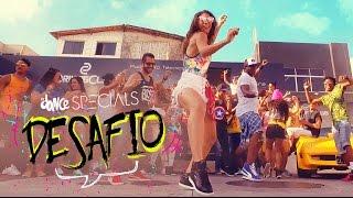 Desafio - Mc Japa & Danilo Cometa - Clipe Oficial | FitDance Specials