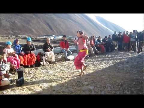 Sherpa Dance
