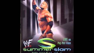"WWF SummerSlam 2001 Theme - ""Bodies"" By Drowning Pool"