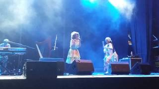 "Cocorosie, live in Roma June 2015 - Fragment of ""Lost Girls""."