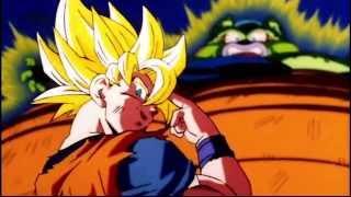 SSJ Goku's Sacrifice (Kai)