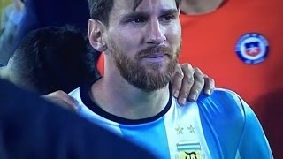 Lionel Messi Announces He Is Retiring From International Football - English Subtitles