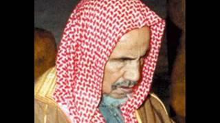 ابن باز القبيح ولحس الديس