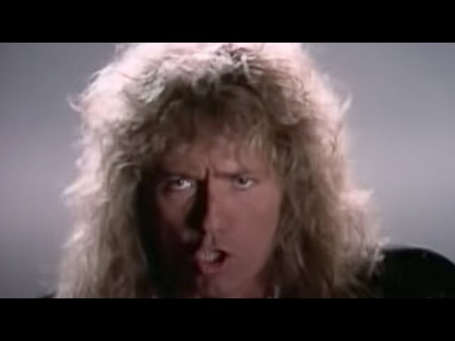 "Vídeo oficial de ""Is This Love"" de Whitesnake"