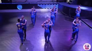 Kizomba Team. Show by Aleksey Dubinin & Marina Molchanova