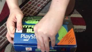 Nostalgamer Unboxes Konami Hyper Blaster Light Gun Playstation 1