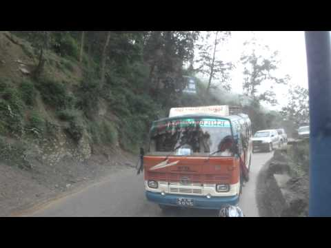 Kathmandu to Pokhala Nepal 2 002