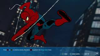 Spider-Man PS4-Spidey vs Tombstone