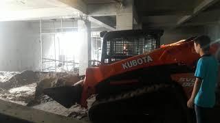 Cho thue xe đa năng KUBOTA. LH 0971.33.88.99