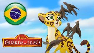 """Luiza Prochet canta como Fuli a música """"Meu Jeito é Assim"""" de (A Guarda do Leão) - [BR]"""