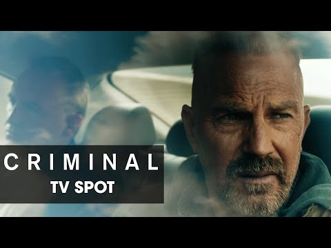 """Criminal (2016 Movie) Official TV Spot – """"Stakes"""""""