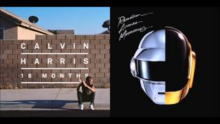 Feel so Close vs Doin' it Right (Nightowl mashup) - Calvin Harris vs Daft Punk ft. Panda Bear