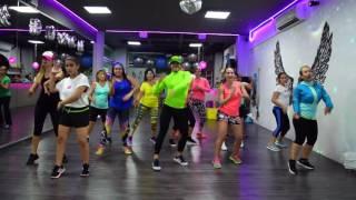 Chorando Se Foi - Ivete Sangalo by Cesar James / Zumba Cardio Extremo Cancun
