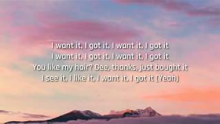 Ariana Grande - 7 Rings (Lyrics)
