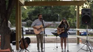 All I Have to Do Is Dream (cover) - Alexa Jenson & Brandon Berg