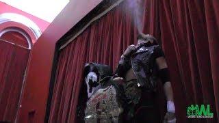A-Kid y Adam Chase pelean por los campeonatos por parejas de CZW