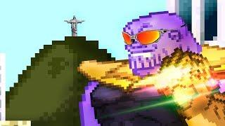 Guerra Infinita | Thanos vai para o Brasil