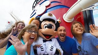 How to find something for everyone on a Disney cruise