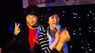 """2016.03.19.가수 강민주♡ 팬클럽 정모공연 '톡!톡!쏘는 남자"""""""