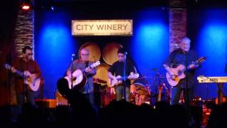 Los Lobos - Cancion del mariachi 12-21-14 City Winery, NYC