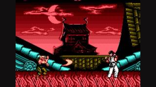 Street Fighter III NES bootleg - Guile Theme SNES remix