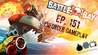 Battle Bay with Bastone Ep. 151: The dead can still kill feat. Finger-Bang007 (Enforcer Gameplay)
