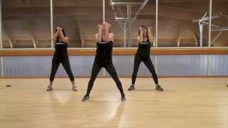 """Blind Heart"" by Cazzette (feat. Terri B!) - dance fitness choreography by Alana"