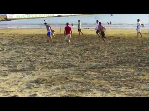 The Beach of San Juan Del Sur, Nicaragua