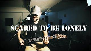 Martin Garrix & Dua Lipa - Scared To Be Lonely [Aninda Sarker Cover]