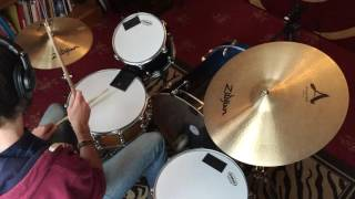 Charles Bradley - The World (Is Going Up In Flames) - Drum Cover