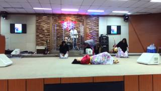 Bom Samaritano - Anderson Freire - Dança teatral