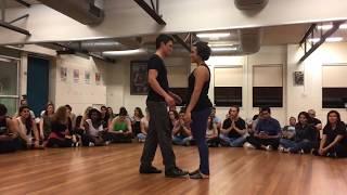 Sydney Forró Dance - Natalia Abucater and Rafael Baere
