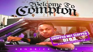 """ Kendrick Lamar ✘ The Game ✘ Nipsey Hu$$le Type Beat '' Welcome to Compton ᴴᴰ"