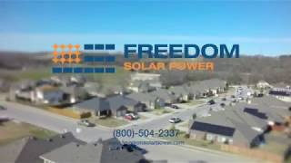 Willie Nelson for Freedom Solar Power