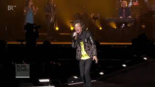 Rolling Stones - ohne Filter -Olympia Stadion München BR 13.09.2017