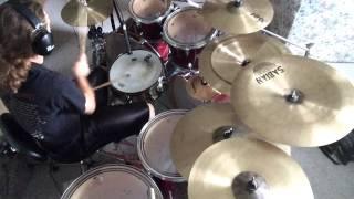Monster Truck - Righteous Smoke (Drum Cover) Ty Calvert
