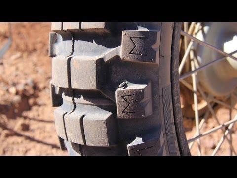 KTM 690 Enduro R: Mountaineering in Morocco [Jbel Sarhro, 2013]