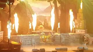 Enter...Iron Maiden