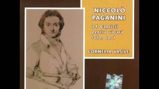 Cornelia Vasile - Capriciu nr 1 în Mi major