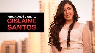 Gislaine Santos - Meu Alvo é Cristo (clipe)