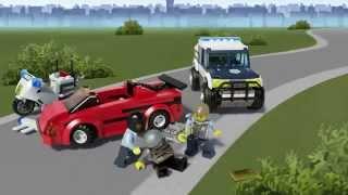Blokjesstore.be - LEGO® City High Speed Chase 60007