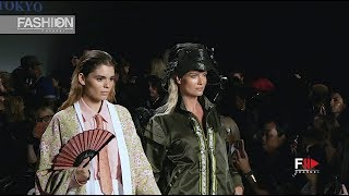 FORTUNA TOKYO - FLYING SOLO SS 2020 New York - Fashion Channel