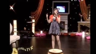 "Georgiana Pop in cadrul emisiunii ""Din arhiva TVR"" - 01.06.2013"