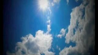 Hallelujah - Alexandra Burke (live), Video: Engel, Wolken