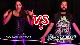 Sonata Arctica Vs. Rhapsody of Fire - Metal Fight, vídeo 328