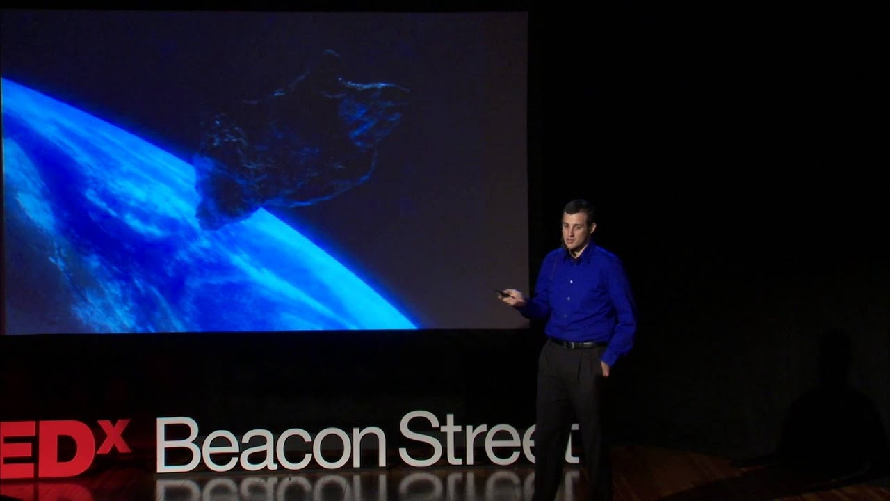 Why We Need Space: Tom Horn at TEDxYouth@BeaconStreet
