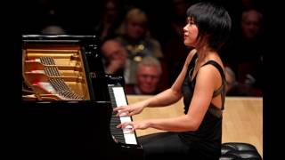 F. Chopin - Prelude No.8 in F sharp Minor, Op.28 - YUJA WANG (2017)