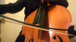 wagner bridal chorus double bass